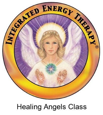 Logo Healing Angels